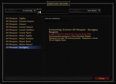 Бесплатное скачивание GuildCraft для WoW 3.3.5a