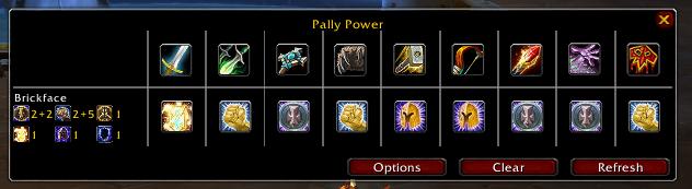 Бесплатное скачивание Pally Power для WoW 3.3.5a
